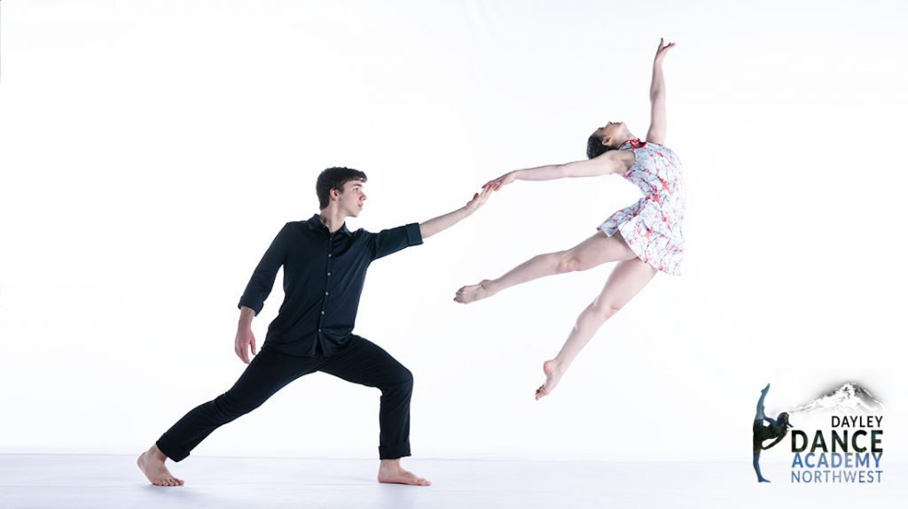 Contemporary Partner Dancers Olivia Davis & Dallas Dayley