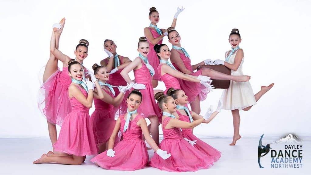 Flames IDC Ballet Jazz & Tap, Company Dancers & Competition Team