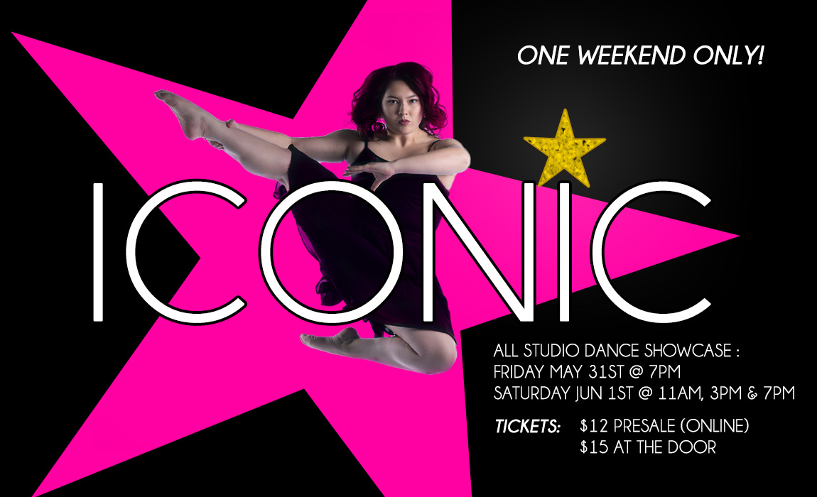 ICONIC Dance Show - All Studio Showcase - Dayley Dance Academy NW