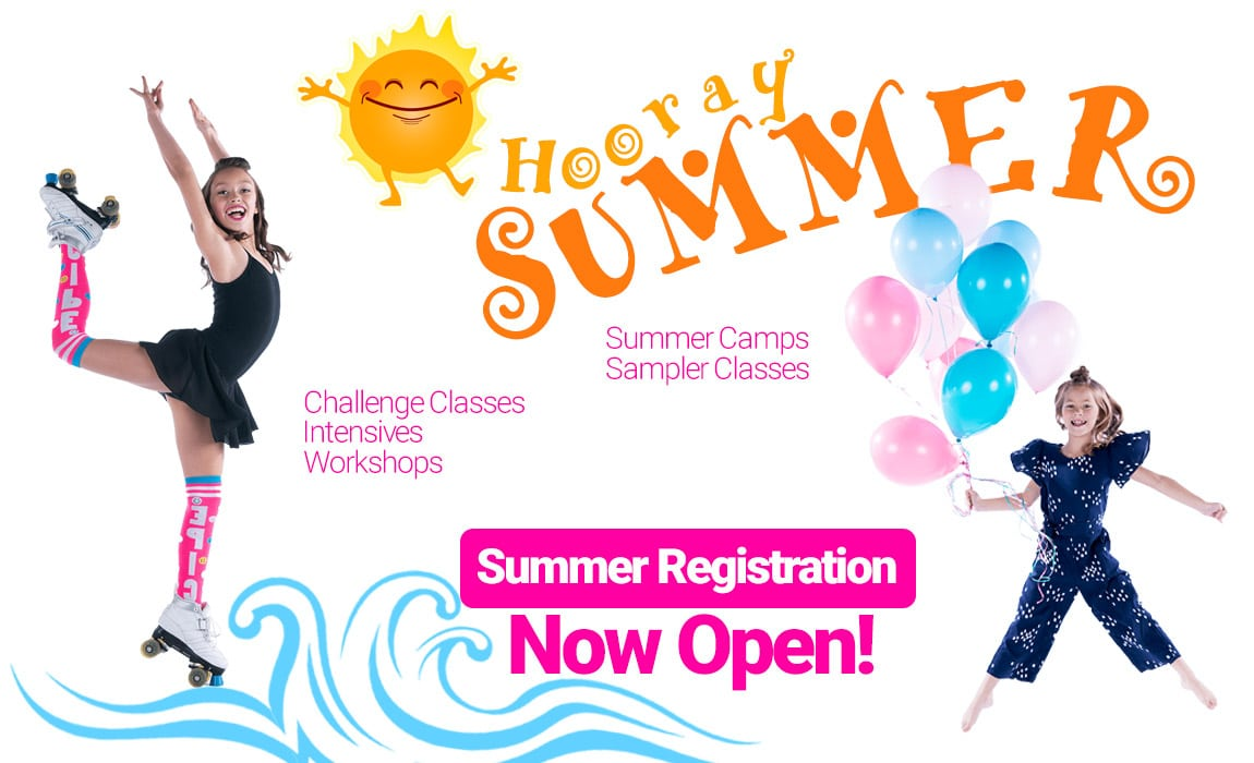 Register for Summer Dance Classes, Camps, Workshops & Intensives at Dayley Dance Academy NW