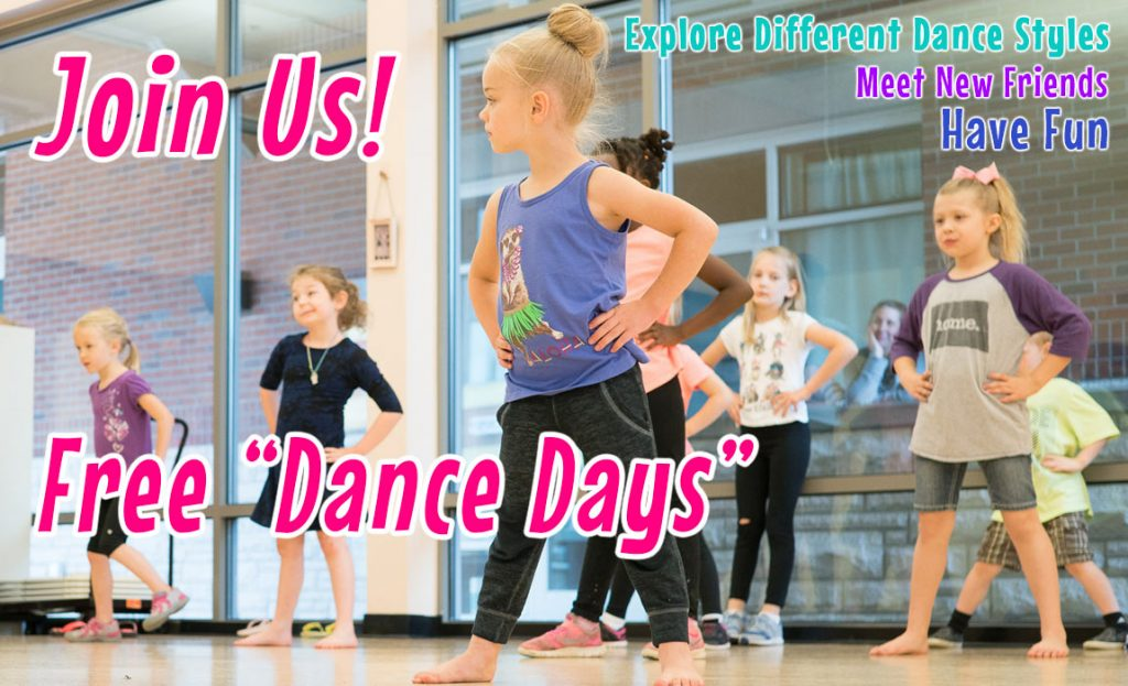 DDANW Free Dance Days, join us for fun & try different dance styles in Camas & Washougal