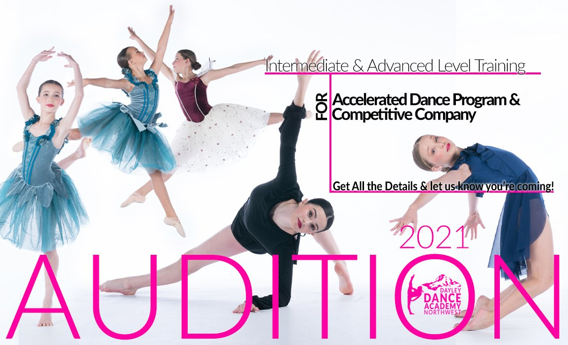 Dance Auction for Accelerated & Competitive Dance Company