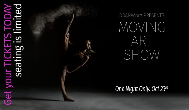 Moving Art Show Tickets October 23rd 2021